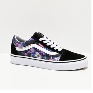 VANS WARPED FLOWERS